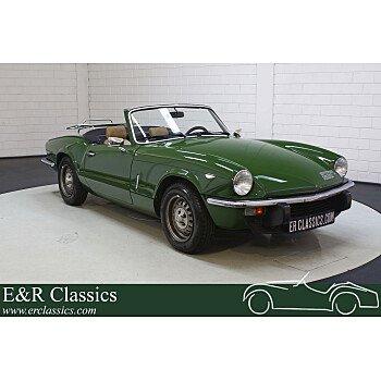 1980 Triumph Spitfire for sale 101577146
