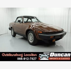 1980 Triumph TR7 for sale 101106440