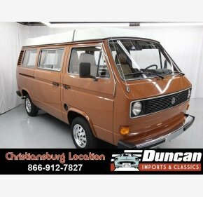 1980 Volkswagen Vanagon for sale 101186205