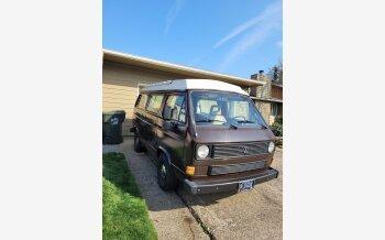 1980 Volkswagen Vanagon Camper for sale 101624220