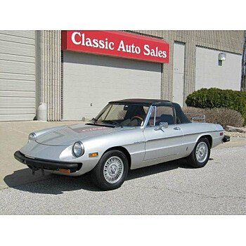 1981 Alfa Romeo Spider for sale 100750369