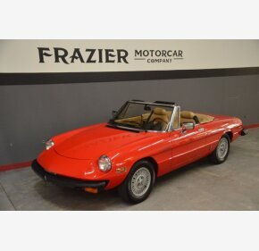 1981 Alfa Romeo Spider for sale 101364087