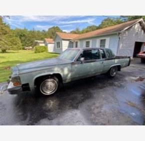 1981 Cadillac De Ville for sale 101372554