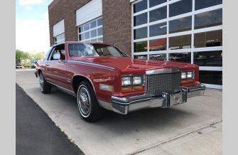 1981 Cadillac Eldorado for sale 101133533