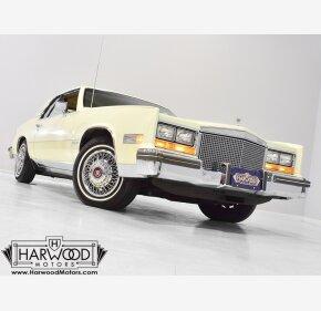 1981 Cadillac Eldorado for sale 101250376