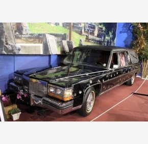 1981 Cadillac Fleetwood for sale 101116762