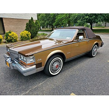 1981 Cadillac Seville for sale 101150791