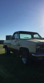 1981 Chevrolet C/K Truck for sale 101166633
