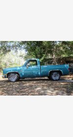 1981 Chevrolet C/K Truck for sale 101309391
