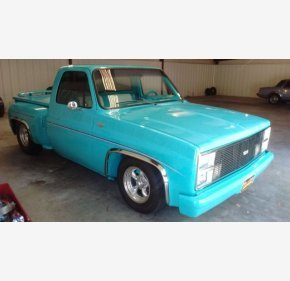 1981 Chevrolet C/K Truck for sale 101334049