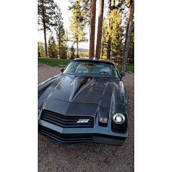 1981 Chevrolet Camaro Coupe for sale 100976650