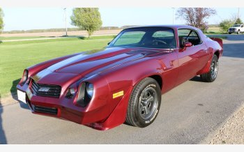 1981 Chevrolet Camaro Coupe for sale 101506270