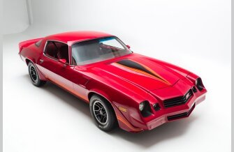 1981 Chevrolet Camaro Coupe for sale 100893010