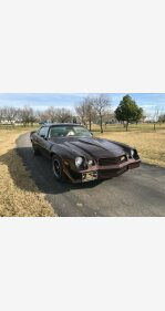 1981 Chevrolet Camaro Coupe for sale 101068093