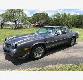 1981 Chevrolet Camaro for sale 101175684