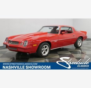 1981 Chevrolet Camaro Coupe for sale 101202001