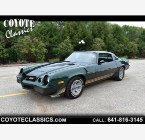 1981 Chevrolet Camaro Coupe for sale 101206274