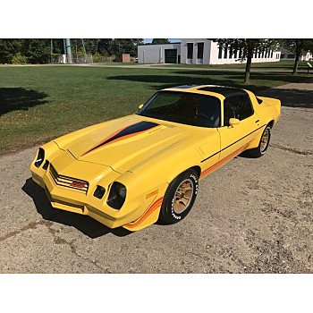 1981 Chevrolet Camaro Coupe for sale 101210310