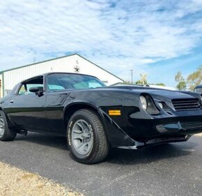 1981 Chevrolet Camaro Coupe for sale 101214017