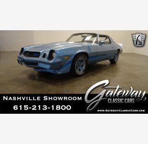 1981 Chevrolet Camaro Coupe for sale 101240193