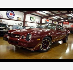1981 Chevrolet Camaro Coupe for sale 101270077