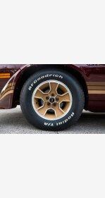 1981 Chevrolet Camaro for sale 101287395