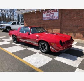 1981 Chevrolet Camaro for sale 101307134