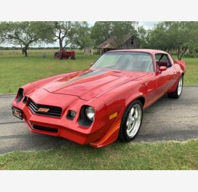 1981 Chevrolet Camaro Coupe for sale 101334413