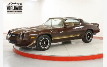 1981 Chevrolet Camaro Coupe for sale 101341075