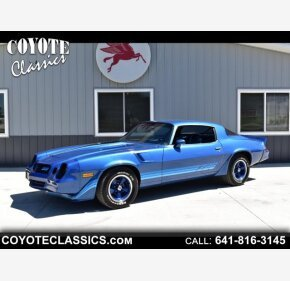 1981 Chevrolet Camaro for sale 101354849