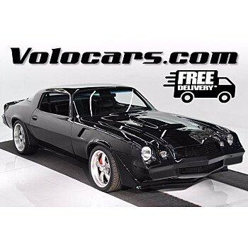 1981 Chevrolet Camaro for sale 101366728