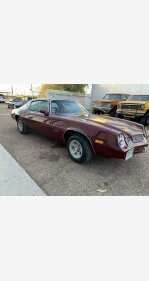1981 Chevrolet Camaro Coupe for sale 101409424