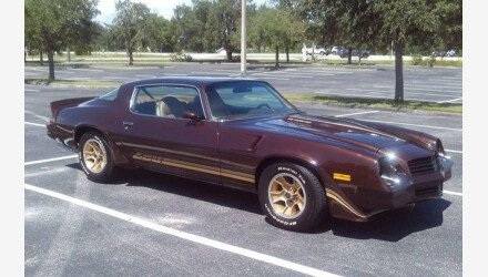 1981 Chevrolet Camaro Coupe for sale 101410162