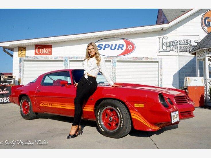 1981 Chevrolet Camaro for sale 101414694