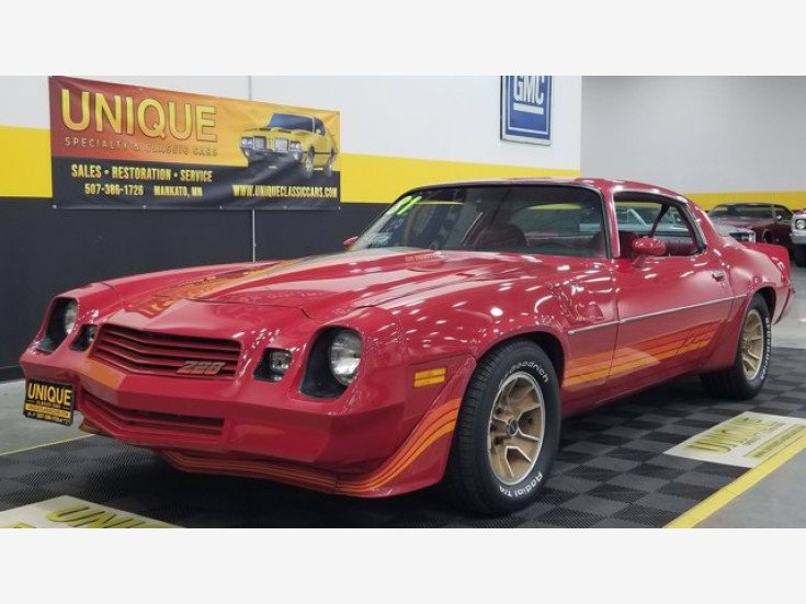 1981 Chevrolet Camaro Z28 for sale 101506893