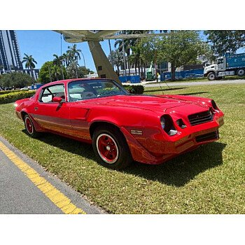 1981 Chevrolet Camaro Coupe for sale 101519823