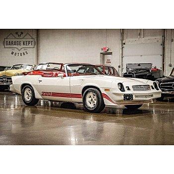 1981 Chevrolet Camaro for sale 101533945