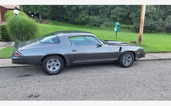 1981 Chevrolet Camaro Coupe for sale 101570899
