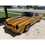 1981 Chevrolet Camaro Coupe for sale 101592943