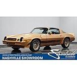 1981 Chevrolet Camaro for sale 101631819