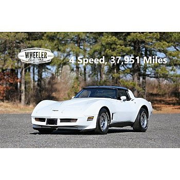 1981 Chevrolet Corvette for sale 101049713