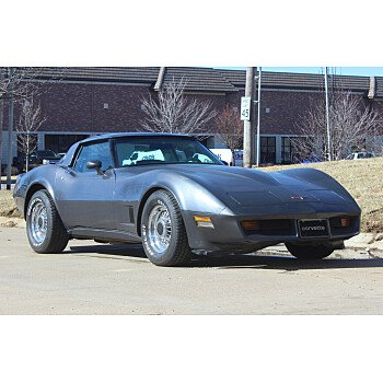 1981 Chevrolet Corvette Coupe for sale 101095078
