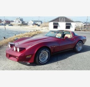 1981 Chevrolet Corvette for sale 100873040
