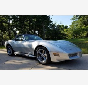 1981 Chevrolet Corvette for sale 101062233