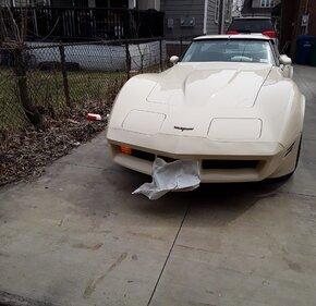 1981 Chevrolet Corvette Coupe for sale 101119282