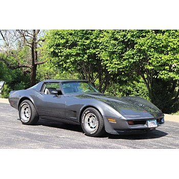 1981 Chevrolet Corvette Coupe for sale 101155810