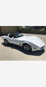 1981 Chevrolet Corvette Coupe for sale 101156555