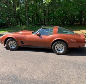 1981 Chevrolet Corvette Coupe for sale 101183143