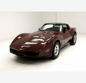 1981 Chevrolet Corvette Coupe for sale 101206188