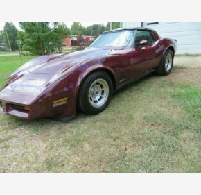 1981 Chevrolet Corvette for sale 101206416